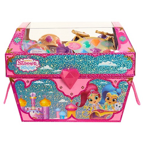 Shimmer and Shine Dress Up Trunk Set - image 1 of 3