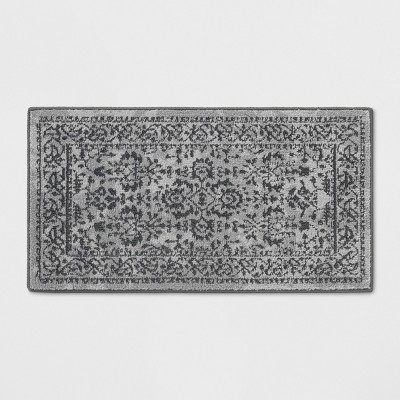 2'X3' Splatter Tufted Accent Rugs Gray - Threshold™