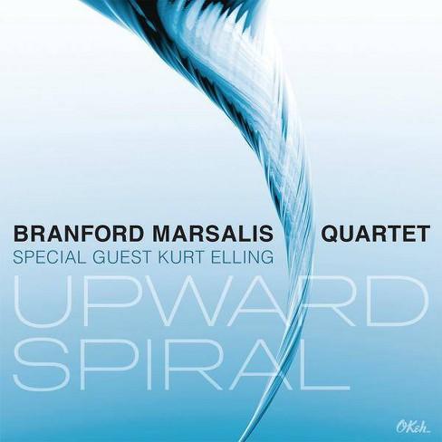Branford Marsalis - Upward Spiral (CD) - image 1 of 1