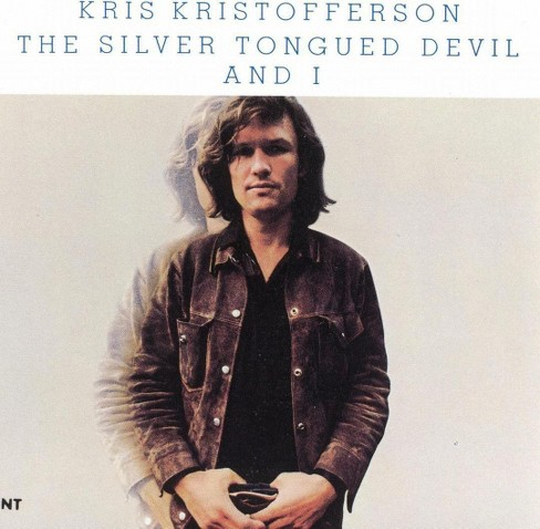 Kris kristofferson - Silver tongued devil and i (CD) - image 1 of 1