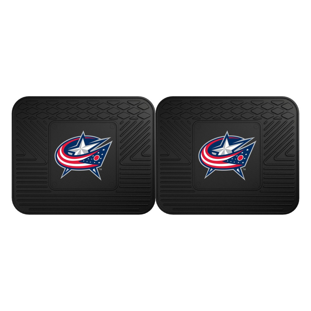 NHL Columbus Blue Jackets 2pc Utility Mat 14