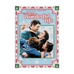 It's a Wonderful Life (Needlepoint Style Holiday Line Look) (DVD)