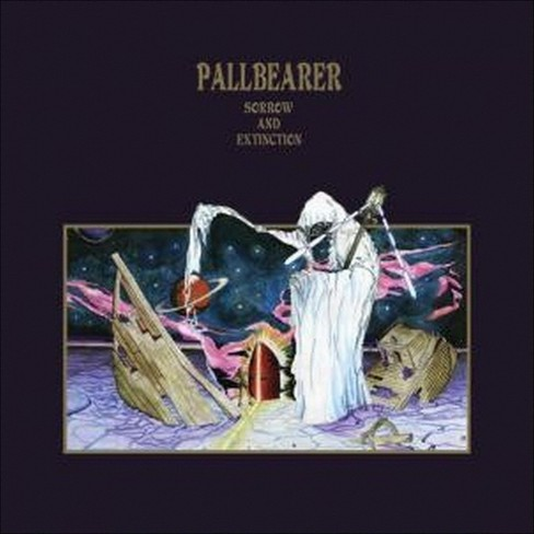 Pallbearer - Sorrow and extinction (CD) - image 1 of 1