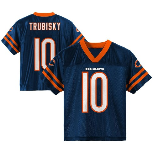 a0744bb9 NFL Chicago Bears Toddler Boys' Trubisky Mitchell Jersey