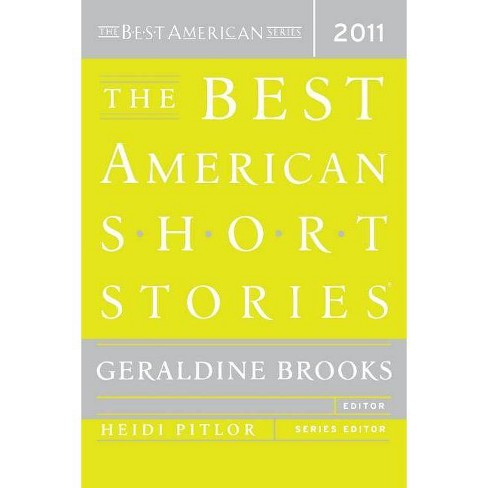 The Best American Short Stories - (Paperback) - image 1 of 1
