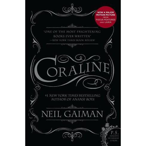 Coraline P S By Neil Gaiman Paperback Target