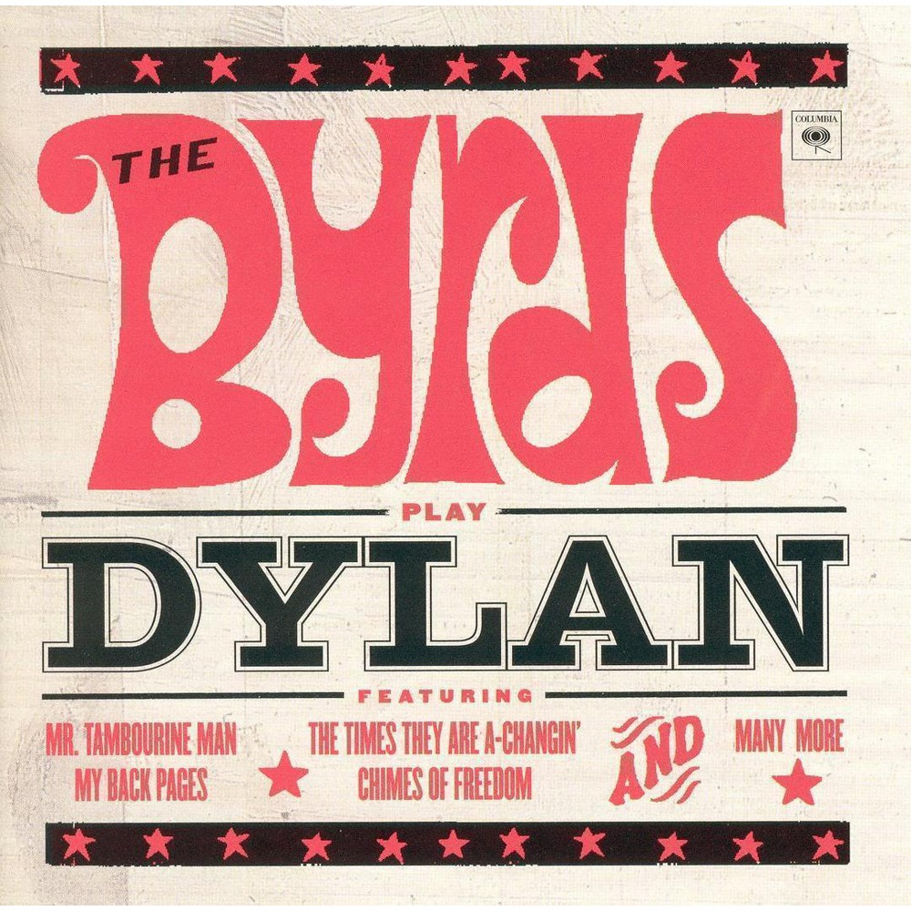 Byrds - Byrds Play Dylan (CD)