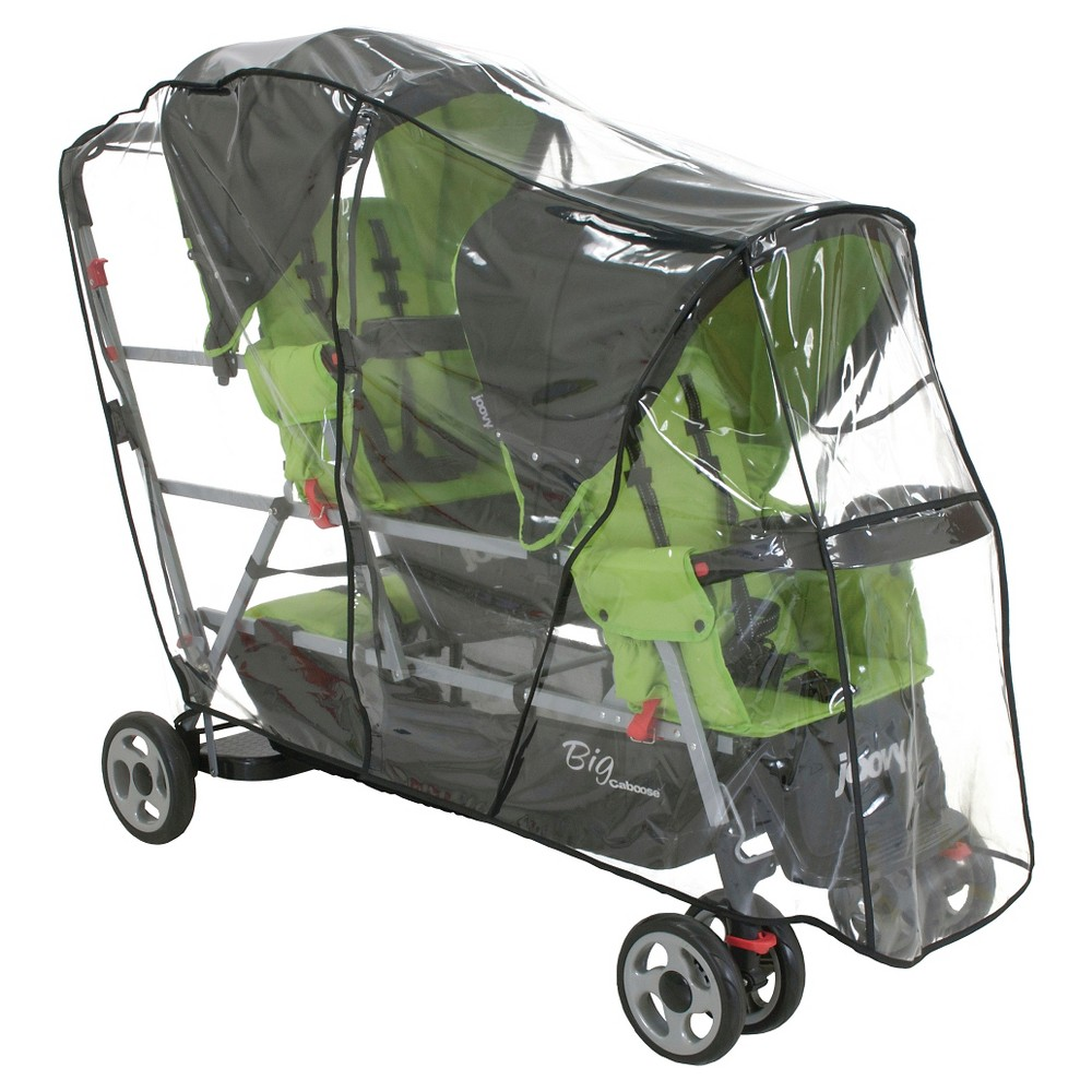 Image of Joovy Big Caboose Rain Cover