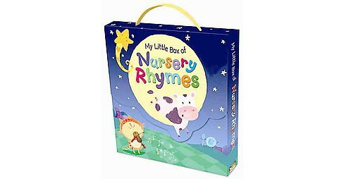 My Little Box of Nursery Rhymes : Hickory, Dickory, Dock/ Hey, Diddle, Diddle/ Row, Row, Row Your Boat/ - image 1 of 1