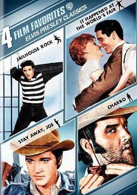 Elvis Presley Classics: 4 Film Favorites (DVD)