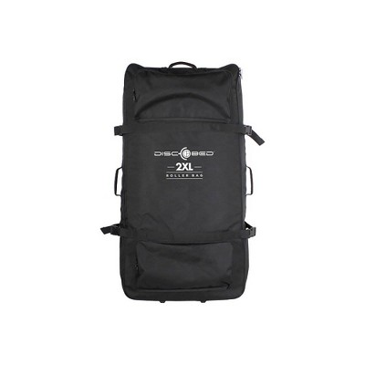 Disc-O-Bed 50576 2XL Roller Wheel Duffel Bag for Bunk Bed Systems & Gear, Black