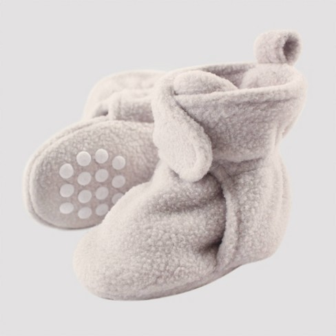 Luvable Friends Baby Fleece Lined Scooties - image 1 of 1
