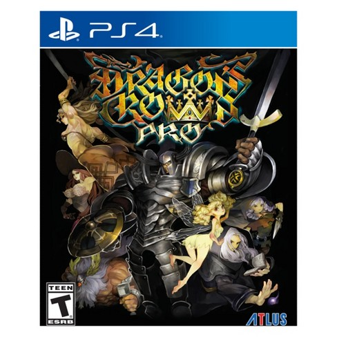 Dragon's Crown Pro - PlayStation 4 - image 1 of 9