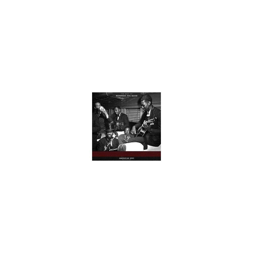 Memphis Jug Band - American Epic:Best Of Memphis Jug Ban (Vinyl)