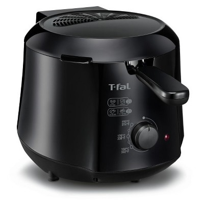 T-Fal 1.2qt Cool Touch Electric Deep Fryer