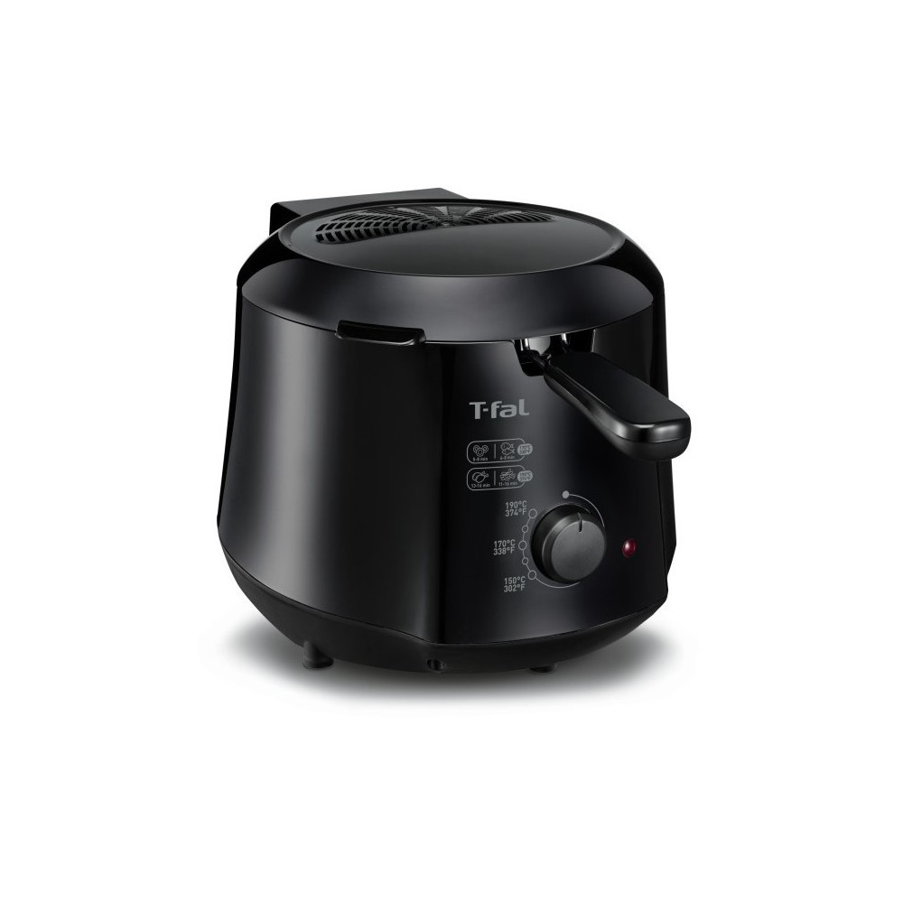 Image of T-Fal 1.2qt Cool Touch Electric Deep Fryer