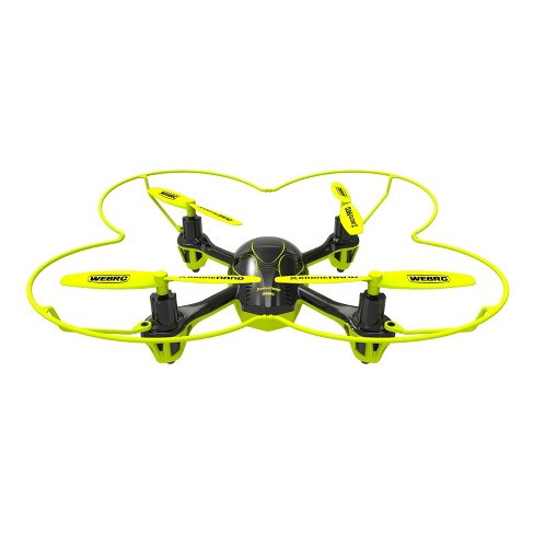 WebRC™ XDrone™ Nano Quadcopter - Green (5.5 inches) - image 1 of 5
