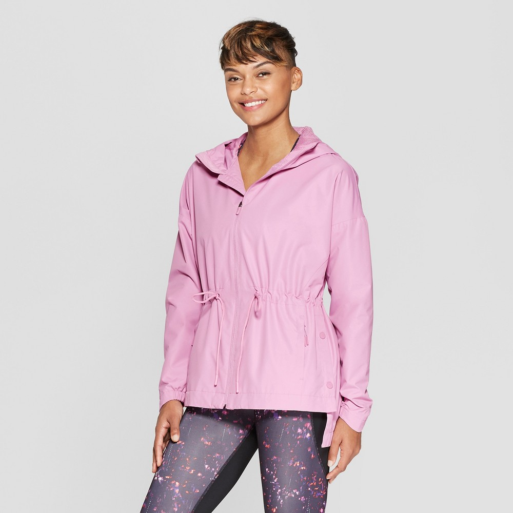 Women's Anorak Jacket - C9 Champion Mauve (Pink) XS