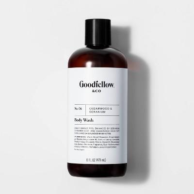 No. 06 Cedarwood & Geranium Body Wash - 16 fl oz - Goodfellow & Co™