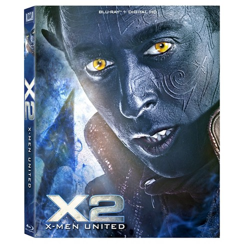 X2: X-Men United [Includes Digital Copy] [UltraViolet] [Blu-ray] - image 1 of 1