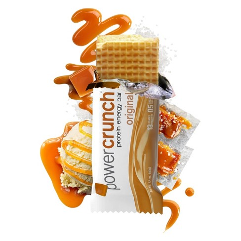 Power Crunch Protein Energy Bar - Salted Caramel - 12ct - image 1 of 2