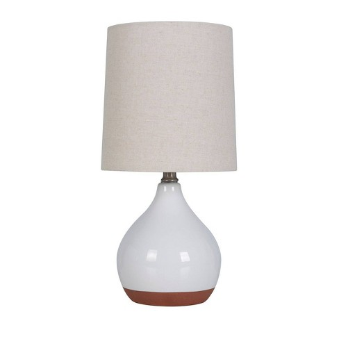 Ceramic Reactive Accent Lamp White  - Threshold™ - image 1 of 1