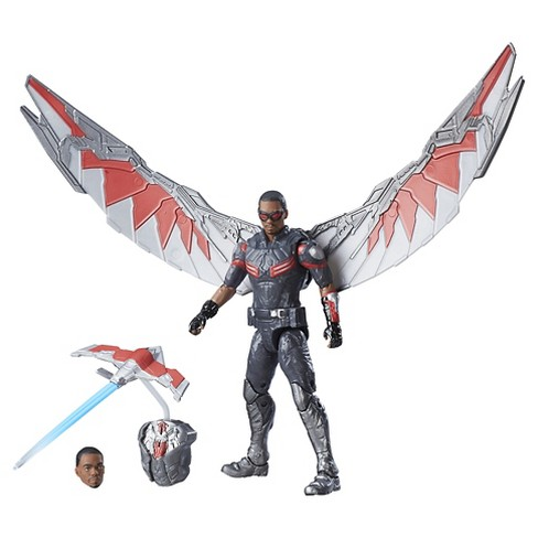 Marvel Legends Series Marvel's Falcon with Flight Tech and Redwing - image 1 of 2