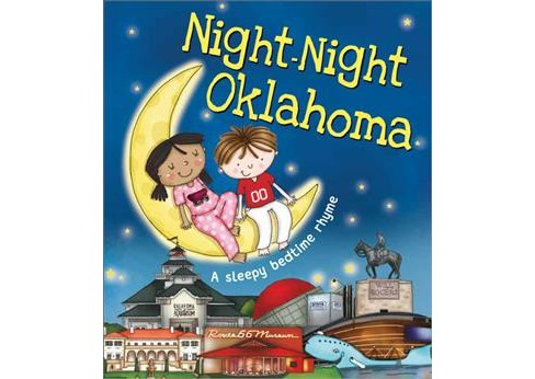 Night-Night Oklahoma -  by Katherine Sully (Hardcover) - image 1 of 1