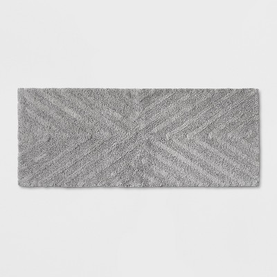 Solid Bath Runner Drizzle Gray - Project 62™ + Nate Berkus™