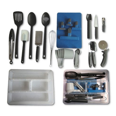 30pc Kitchen Utensil Set Room Essentials