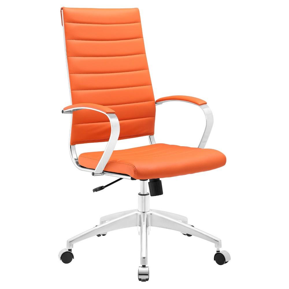 Office Chair Modway Orange