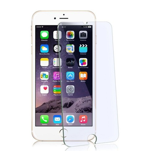 INSTEN Tempered Glass Screen Protector compatible with Apple iPhone 7 Plus - image 1 of 2