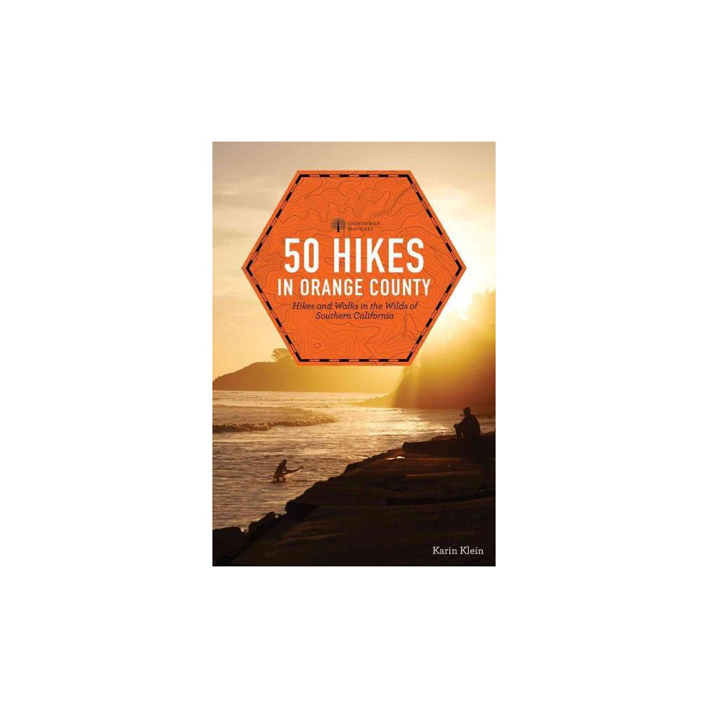 50 Hikes in Orange County (Paperback) (Karin Klein)