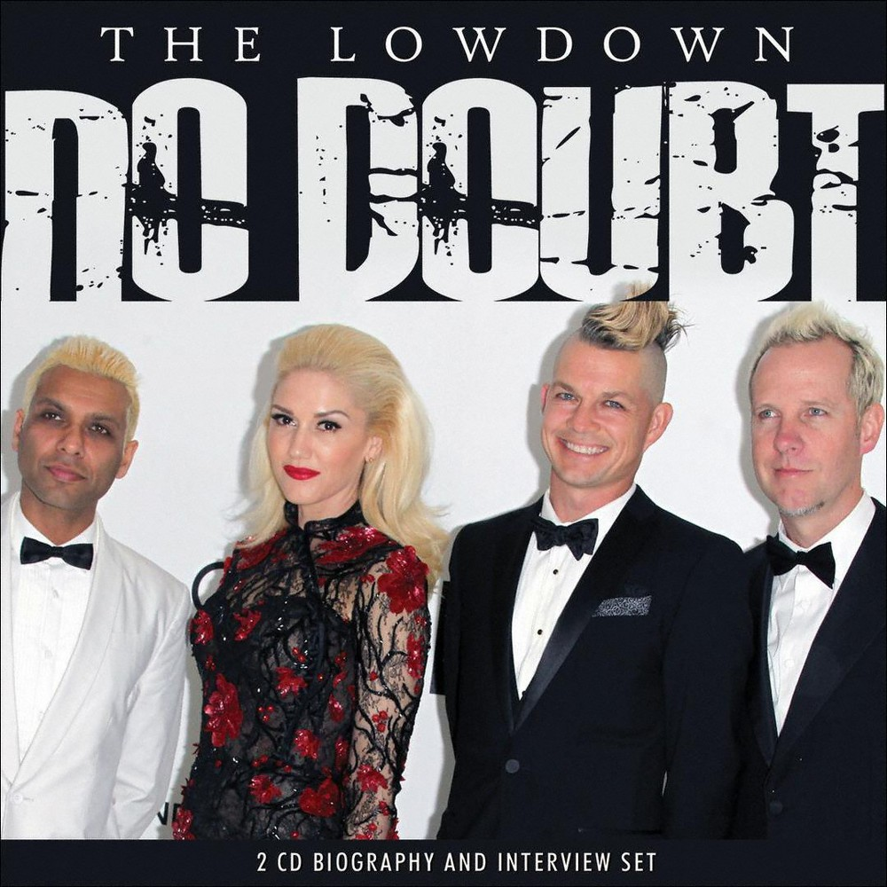 No Doubt - Lowdown:No Doubt (CD)