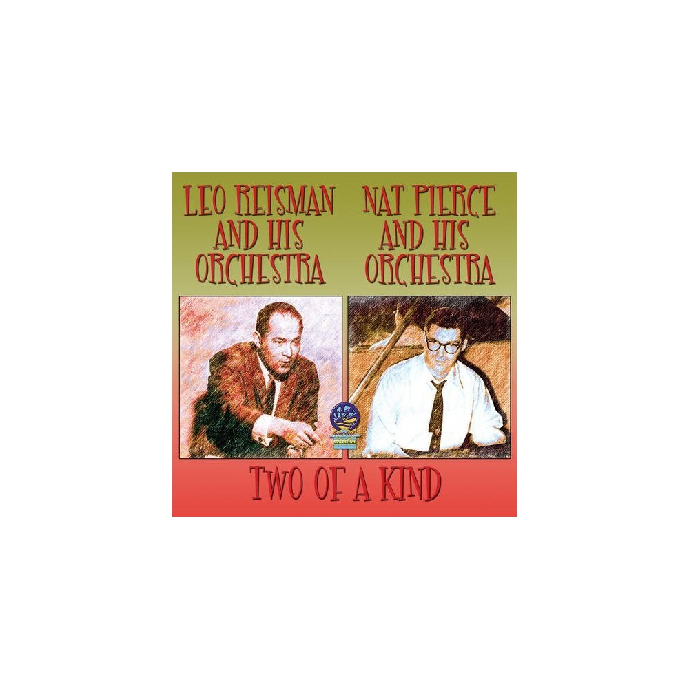 Nat Pierce - Two Of A Kind (CD)