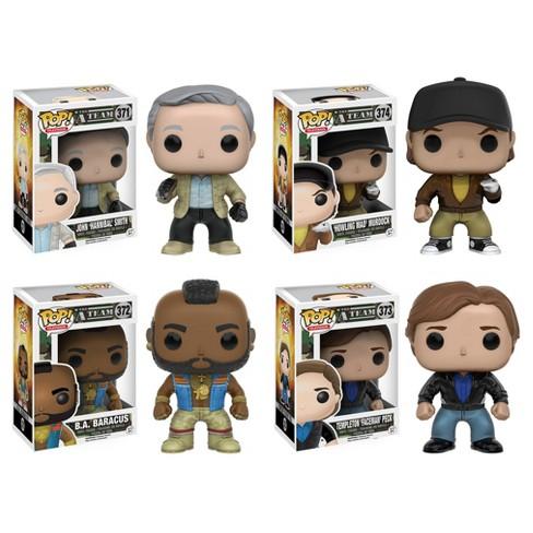 437e12d16f4 Funko A-Team  POP! TV Collectors Set  Hannibal
