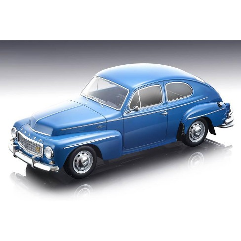 1964 Volvo PV 544 Street Version Dark Blue Mythos Series Limited Edition to 70 pieces 1/18 Model Car by Tecnomodel - image 1 of 2