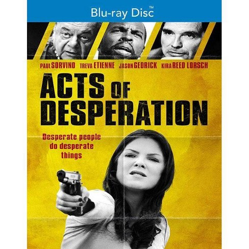 Acts of Desperation (Blu-ray) - image 1 of 1