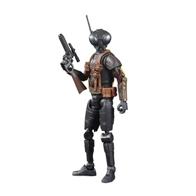 Star Wars The Black Series Q9-0 (Zero)