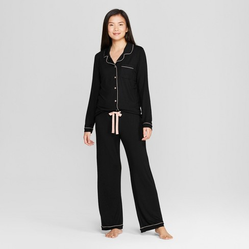 62efd6239f Women s Total Comfort Notch Collar Pajama Set - Gilligan   O Malley ...