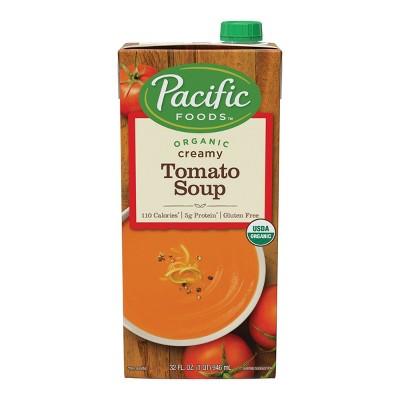 Pacific Foods Organic Creamy Tomato Soup - 32oz