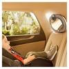 Munchkin Brica Breeze Baby In-Sight Fan Car Mirror - Gray - image 2 of 4