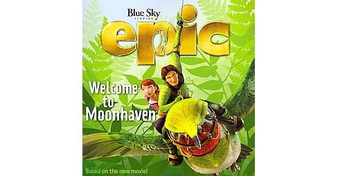 Welcome to Moonhaven ( Epic) (Paperback) by Annie Auerbach - image 1 of 1