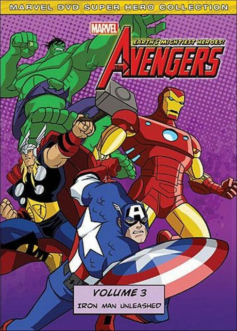The Avengers: Earth's Mightiest Heroes, Vol. 3 - image 1 of 1