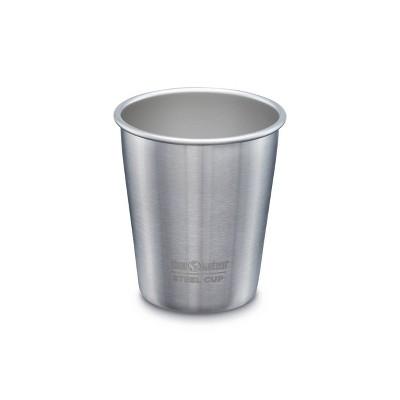 Klean Kanteen 10oz Stainless Steel Cup - Silver