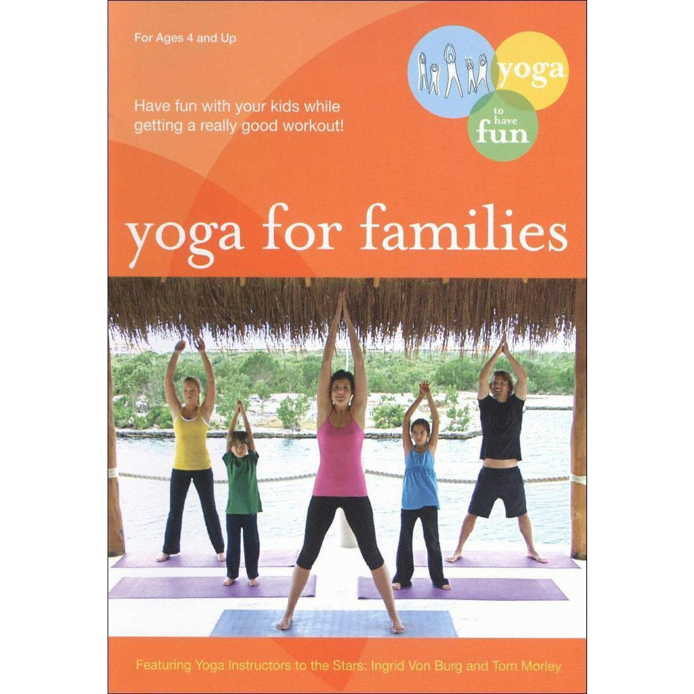Yoga For Families (Dvd), Movies