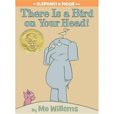 There Is a Bird on Your Head! (Hardcover)(Mo Willems)