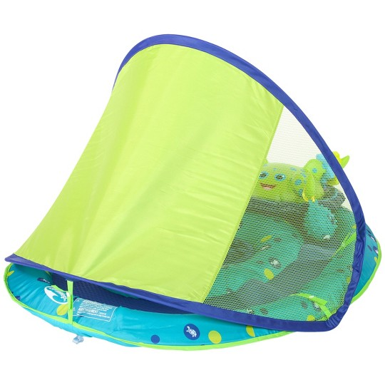 Swimways Baby Spring Float Activity Center - Octopus image number null