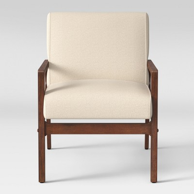 Peoria Wood Arm Chair Tan - Project 62™