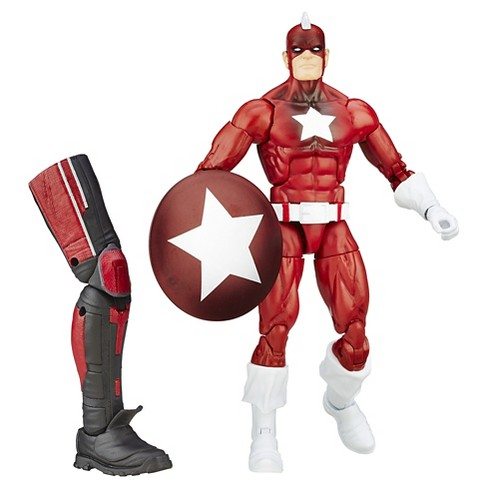 Marvel 6-Inch Legends Series Red Guardian Figure - image 1 of 2